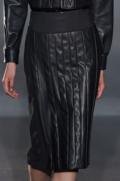 Cedric Charlier Fall 2012 - Details