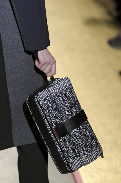 Cedric Charlier at Paris Fall 2013 (Details)