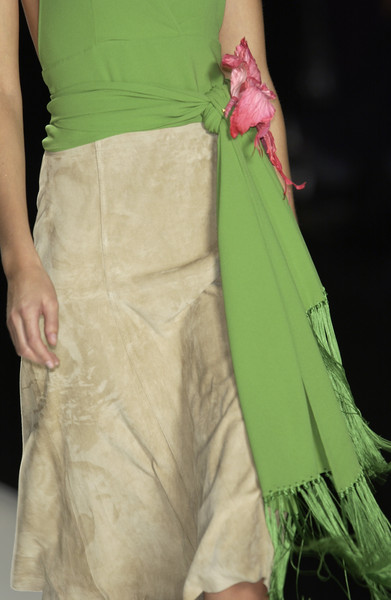 Céline at Paris Spring 2004 (Details)