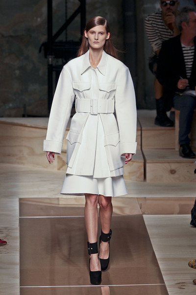 Céline at Paris Spring 2012