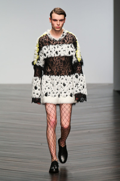 Central Saint Martins MA - Elena Crehan Fall 2013