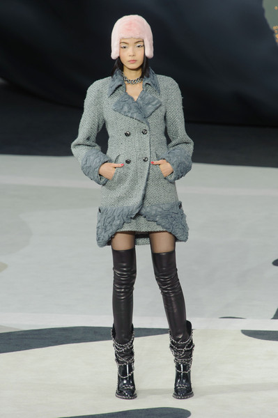 Chanel at Paris Fall 2013