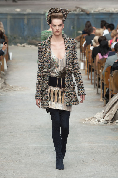 Chanel at Couture Fall 2013