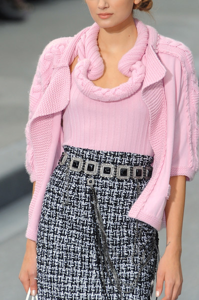 Chanel at Paris Spring 2009 (Details)