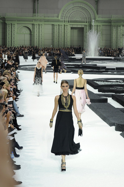 Chanel at Paris Spring 2011