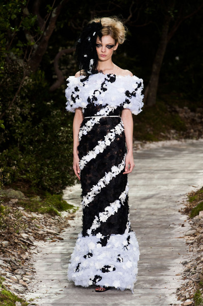 Chanel - Haute Couture - Spring 2013