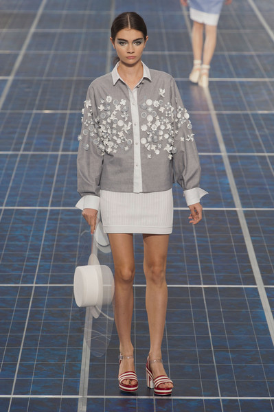 Chanel at Paris Spring 2013