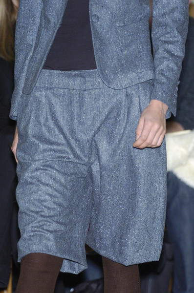 Charles Anastase at Paris Fall 2005 (Details)