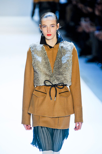 Charlotte Ronson at New York Fall 2012