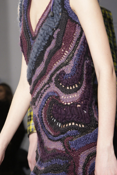 Chris Benz at New York Fall 2010 (Details)