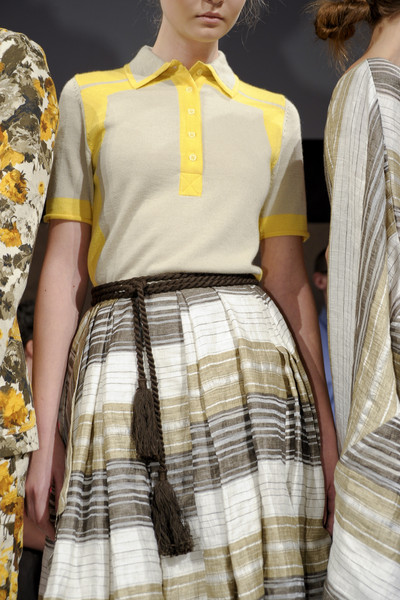 Chris Benz Spring 2011 - Details