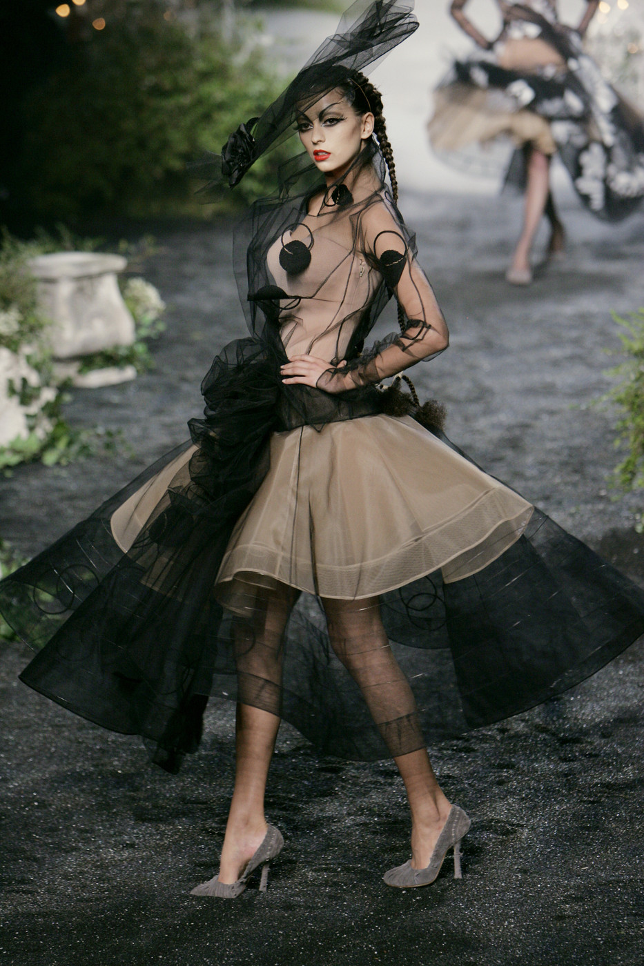 Christian dior at couture fall 2005 stylebistro for American haute couture designers