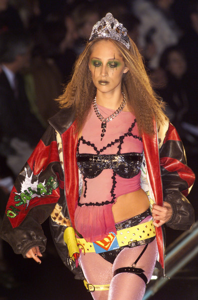 Christian Dior at Couture Spring 2001