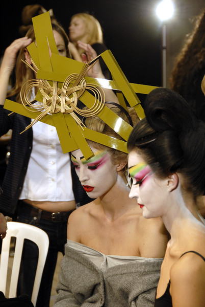 Christian Dior Spring 2007 - Backstage
