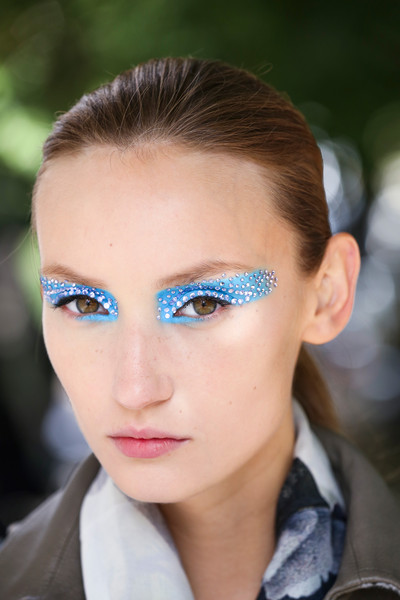 Christian Dior Spring 2013 - Backstage