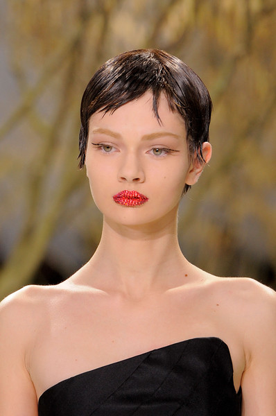 Christian Dior at Couture Spring 2013 (Details)