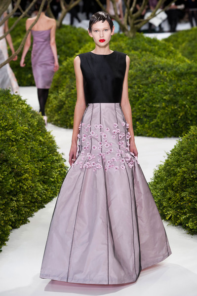 Christian Dior - Haute Couture - Spring 2013