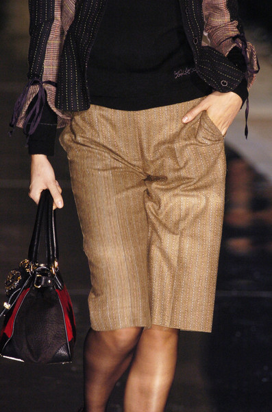 Christian Lacroix Fall 2005 - Details