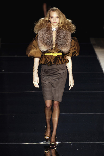Christian Lacroix Fall 2005