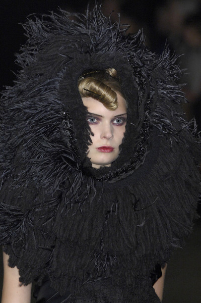 Christian Lacroix at Paris Fall 2008 (Details)