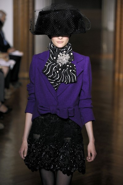 Christian Lacroix Fall 2009