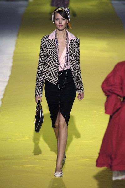Christian Lacroix at Paris Spring 2006