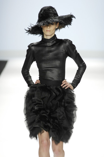 Christian Siriano at New York Fall 2008