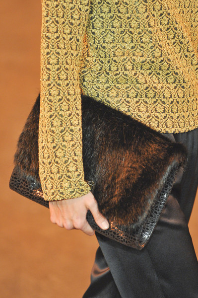 Christian Siriano Fall 2013 - Details