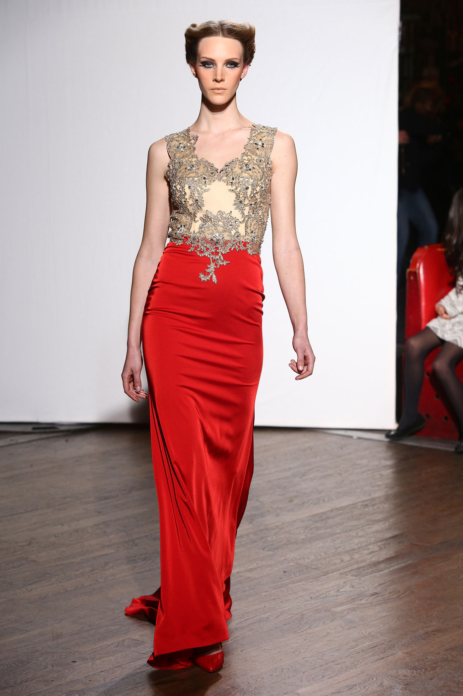 Christophe Guillarme Fall 2015 The Best Runway Looks At