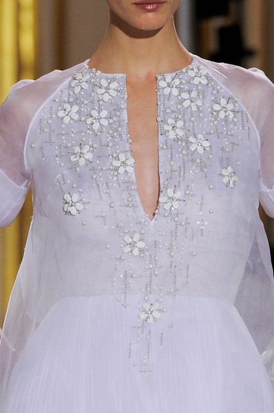 Christophe Josse at Couture Spring 2013 (Details)