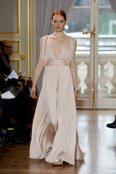 Christophe Josse - Haute Couture - Spring 2013