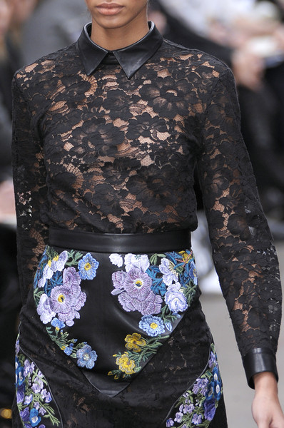 Christopher Kane Fall 2010 - Details