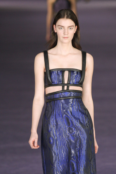 Christopher Kane at London Fall 2012