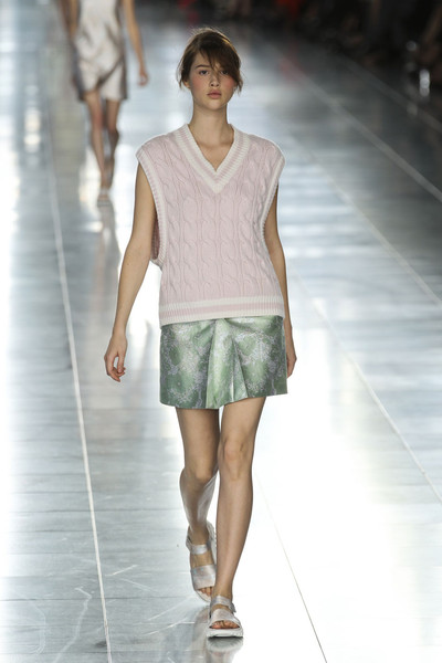 Christopher Kane at London Spring 2012