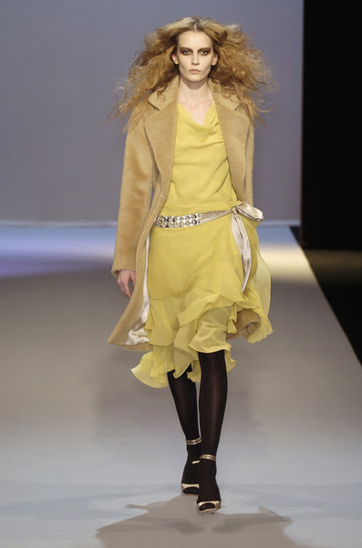 Collette Dinnigan Fall 2004