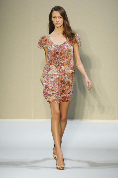 Collette Dinnigan Spring 2008