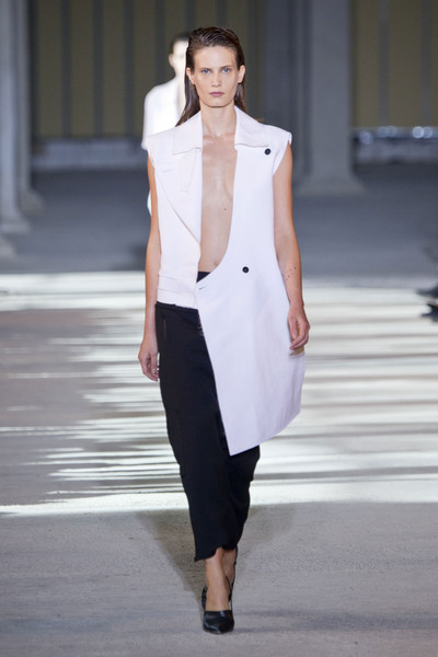 Costume National at Milan Spring 2014