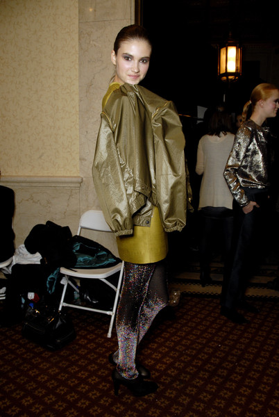 Cynthia Rowley Fall 2007 - Backstage