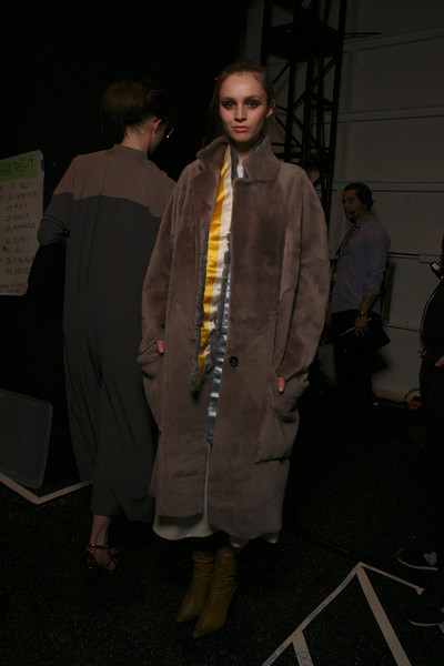 Cynthia Rowley Fall 2011 - Backstage