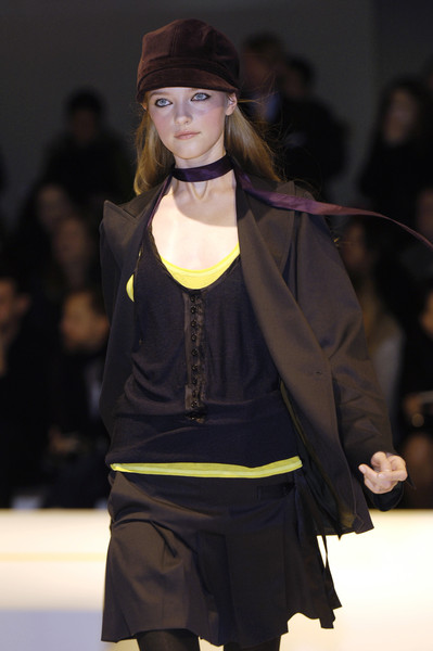 DKNY at New York Fall 2006
