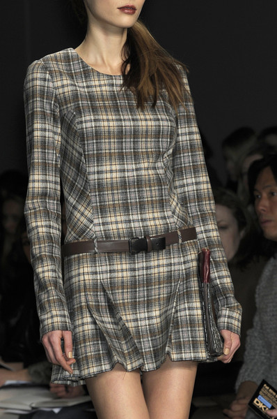 DKNY at New York Fall 2010 (Details)