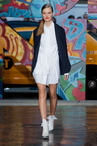 DKNY at New York Spring 2014