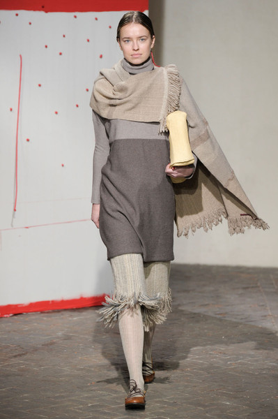 Daniela Gregis at Milan Fall 2012