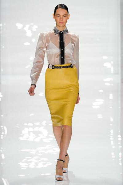 Derek Lam at New York Spring 2012