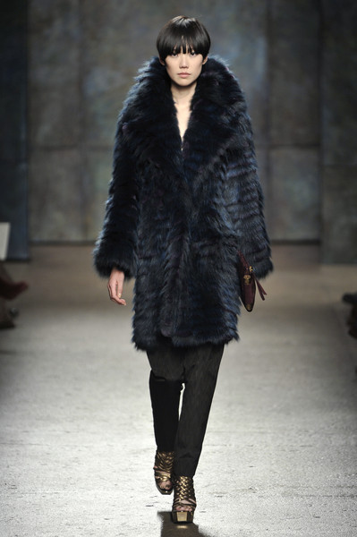 Devi Kroell at New York Fall 2010