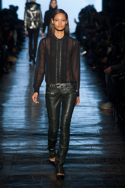 Diesel Black Gold at New York Fall 2014