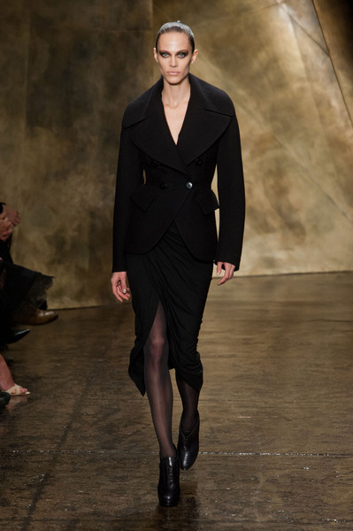 Donna Karan at New York Fall 2013