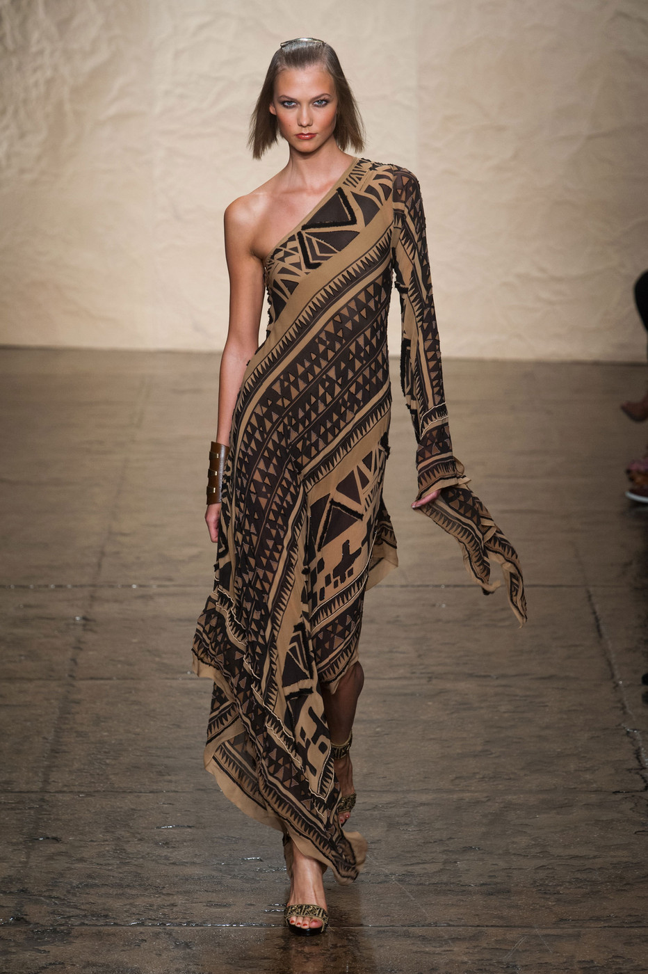 New York Fashion Week Spring 2014, Donna Karan