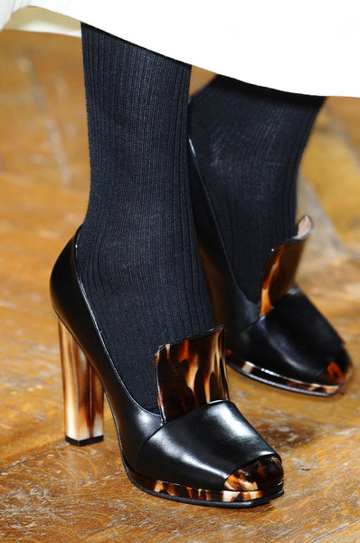Dries Van Noten Fall 2012 - Details