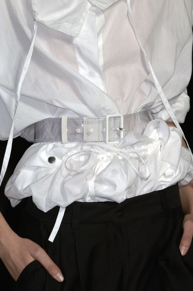 Dries Van Noten Spring 2007 - Details